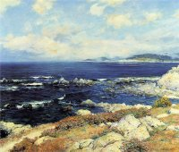 Guy Rose The Carmel Coast 1919